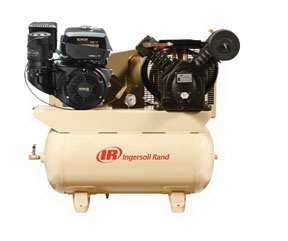 - Ingersoll Rand Air Compressor - 14 Hp, Model# 2475F14g