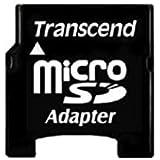 Transcend microSD から miniSD への 変換アダプター トランセンド バルク品