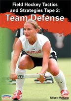 Missy Meharg: Field Hockey Tactics and Strategies Tape 2: Team Defense (DVD) by Championship Productions