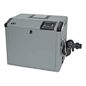 Zodiac Jandy Lxi Lxi250Ps 250K Btu Propane Gas Bronze Header Pool And Spa Heater With Asme Certified Cupro-Nickel Tubes