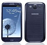Samsung Galaxy S III S3 GT-i9300 16GB Factory Unlocked Android Smartphone - International Version, No warranty (Pebble Blue)