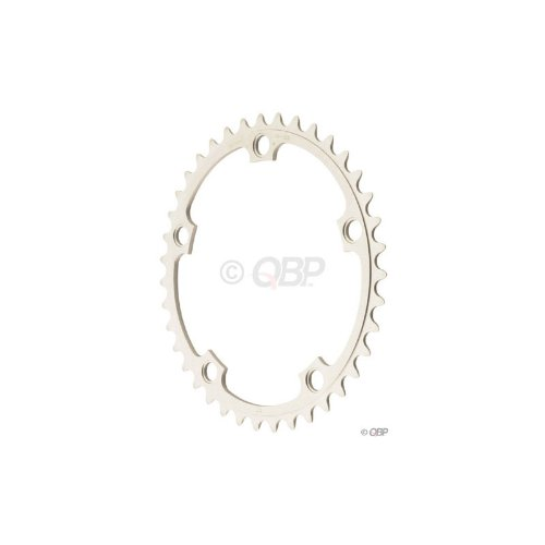 Shimano Ultegra 9-Speed Double Chainring (Silver, 39 Tooth)