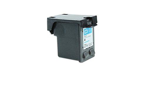 Recycelt für HP DeskJet D 2360 Tinte schwarz - Nr.21 / C9351CE XXL - Inhalt: 24 ml