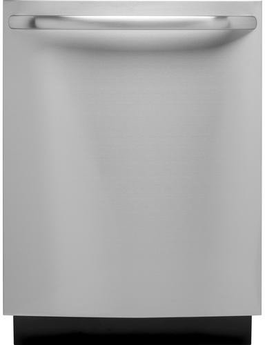 GE GLDT696TSS Fully Integrated Dishwasher with 7 Wash Cycles Including SaniWash and SpeedWash, Nylon Racks, Stainless Steel Interior, Countdown Display and QuietPower 56 Quiet Package: Stainless Steel
