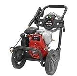 Black Max BM80915 3000 PSI 2.5 GPM Gas Power Pressure Washer w/Honda Engine