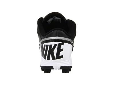 Buy Nike Boys Football Cleats Land Shark 2 Low BG Youth Black 11c by Nike
