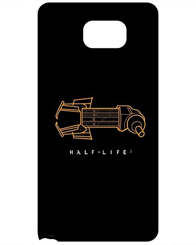 Lovers Gifts 2540544ZA716862804NOTE5 Discount Anti-scratch And Shatterproof Half-Life 2 Gravity Gun Case For Samsung Galaxy Note 5/ High Quality Tpu Case