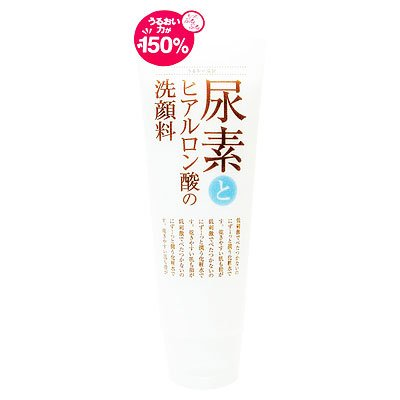 石澤 尿素とヒアルロンサンの洗顔料 100g