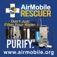 Air Mobile Rescuer Water Purifer by Air Mobile