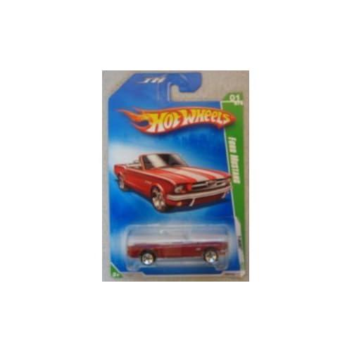 Hot Wheels Ford Mustang Treasure Hunt 1/12 43/166