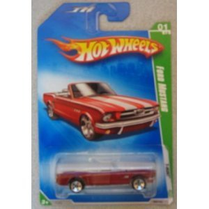 Hot Wheels Ford Mustang Treasure Hunt 1/12 43/166