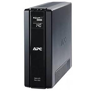 APC Back-UPS Standby UPS - 1.30 kVA/780 W Tower - BR1300G