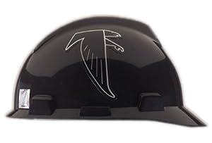 MSA Safety Works NFL Hard Hat, Atlanta Falcons by MSA Safety Works