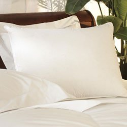 Down Surround Super Standard (Jumbo) Pillow Set - Featured in Many Marriott Hotels (2 Super Standard Pillows)