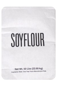 Bakers Soy Flour - 50 Pound Bag by Honeyville Farms