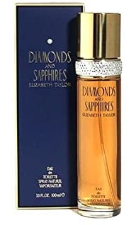 WHITE DIAMONDS AND SAPPHIERS Perfume…