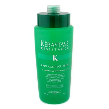 KERASTASE BAIN AGE RECHARGE *Anti-Ageing Hair Shampoo & Conditioner* (250ml)