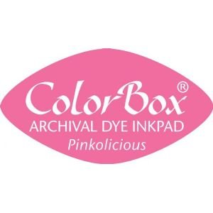 12 PACK ARCHIVAL DYE CATEYE PNKLICIOUS Papercraft, Scrapbooking (Source Book)