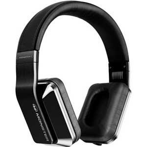 (顶级i)Monster魔声怪兽耳机钛款$226.71 Inspiration Active Noise Canceling