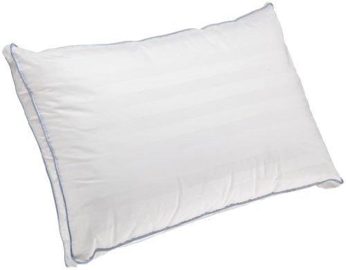 Sensorpedic Standard Dual Comfort Pillow, White front-29269