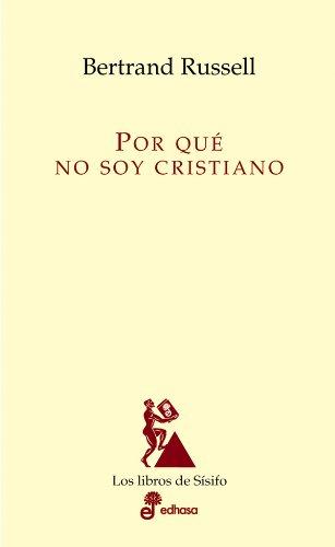Por qué no soy cristiano (Los libros de Sísifo)