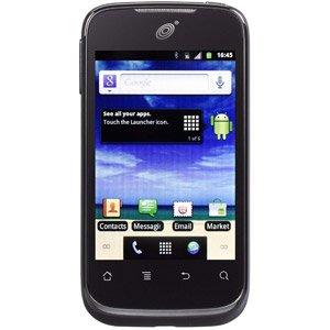 Huawei Ascend II Prepaid Cell Phone - Straight Talk