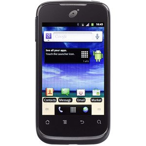 Huawei Ascend II Prepaid Cell Phone - Straight Talk Image Reviews :