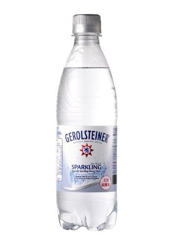 サッポロ GEROLSTEINER(ゲロルシュタイナー) 500ml×24本 [正規輸入品]