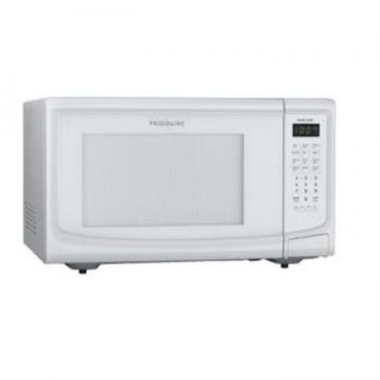 Frigidaire Ffce1439Lw 1100-Watt Countertop Microwave, 1.4 Cubic Feet, White