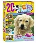 20 Tier-Kinderspiele