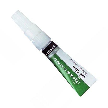 ibd. 5セカンド ジェルグルー 5 SECOND gel glue 粘度が高いのでネイルチップ接着に最適 チップラップ