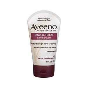 Aveeno Intense Relief Hand Cream 3.5 oz (100 g)
