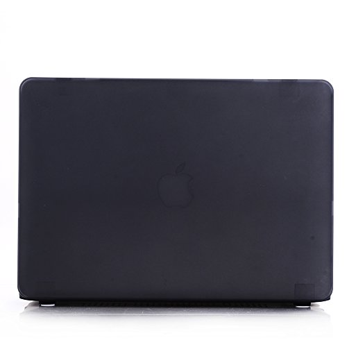 Zwish 5-in-1 Ultra Thin Plastic Hard Shell Clip Snap-on Case for Macbook Pro 13