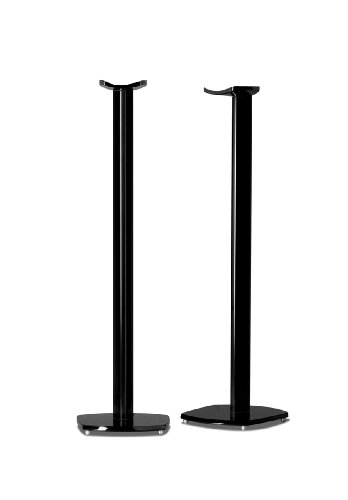 Polk Audio Fs10 Floor Stand For Vm10 Satellite Speaker (Black)