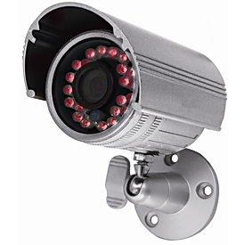 Seco-Larm Ev-1606-N3Sq 540Tv Lines - 3.6Mm 92-Degree Ir Day/Night Camera