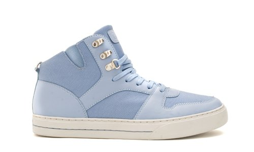 Clae Mens Rollins None 8 High-Top Sneakers ROLLINS