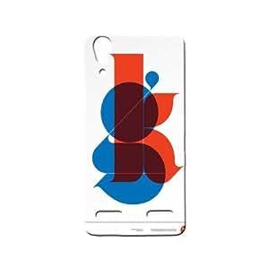 BLUEDIO Designer 3D Printed Back case cover for Lenovo A6000 / A6000 + - G3450