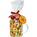 Chupa Chups Lollies Mug Gift Set