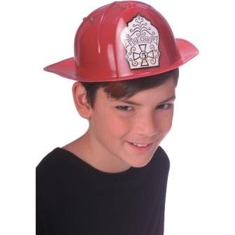 Child's Firefighter Chief Hat