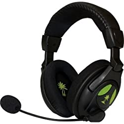 Turtle Beach Ear Force X12 Gaming Headset with Amplified Stereo Sound