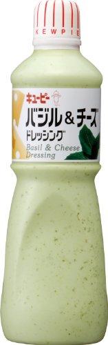 キユーピー バジル&チーズドレッシング 1L