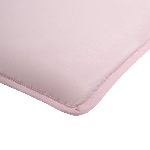 Mini and Clear-Vue Co-Sleeper 100% Cotton Sheets - Pink - 1