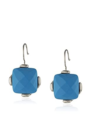 Mike Ellis New York Pendientes (Plata)