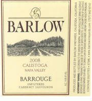 2008 Barlow Barrouge 375 Ml