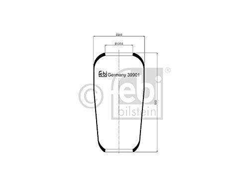 Febi 39901 Air Bellows