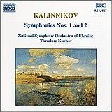 カリンニコフ:交響曲第1番ト短調/第2番イ長調