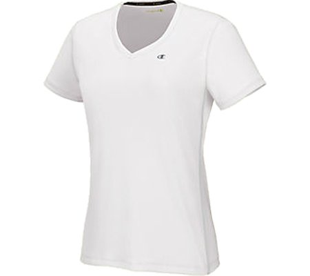 Champion Women's Vapor® PowerTrain Short Sleeve Tee (Set of 2) кусторез champion hte410
