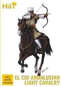 HAT8215 Hat Figures - El Cid Moorish Heavy Cavalry