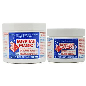 Egyptian Magic All Purpose Skin Cream, 4oz + 2oz Jars