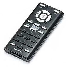 Delphi SKYFi 3 and Roady XT Remote Control by Delphi